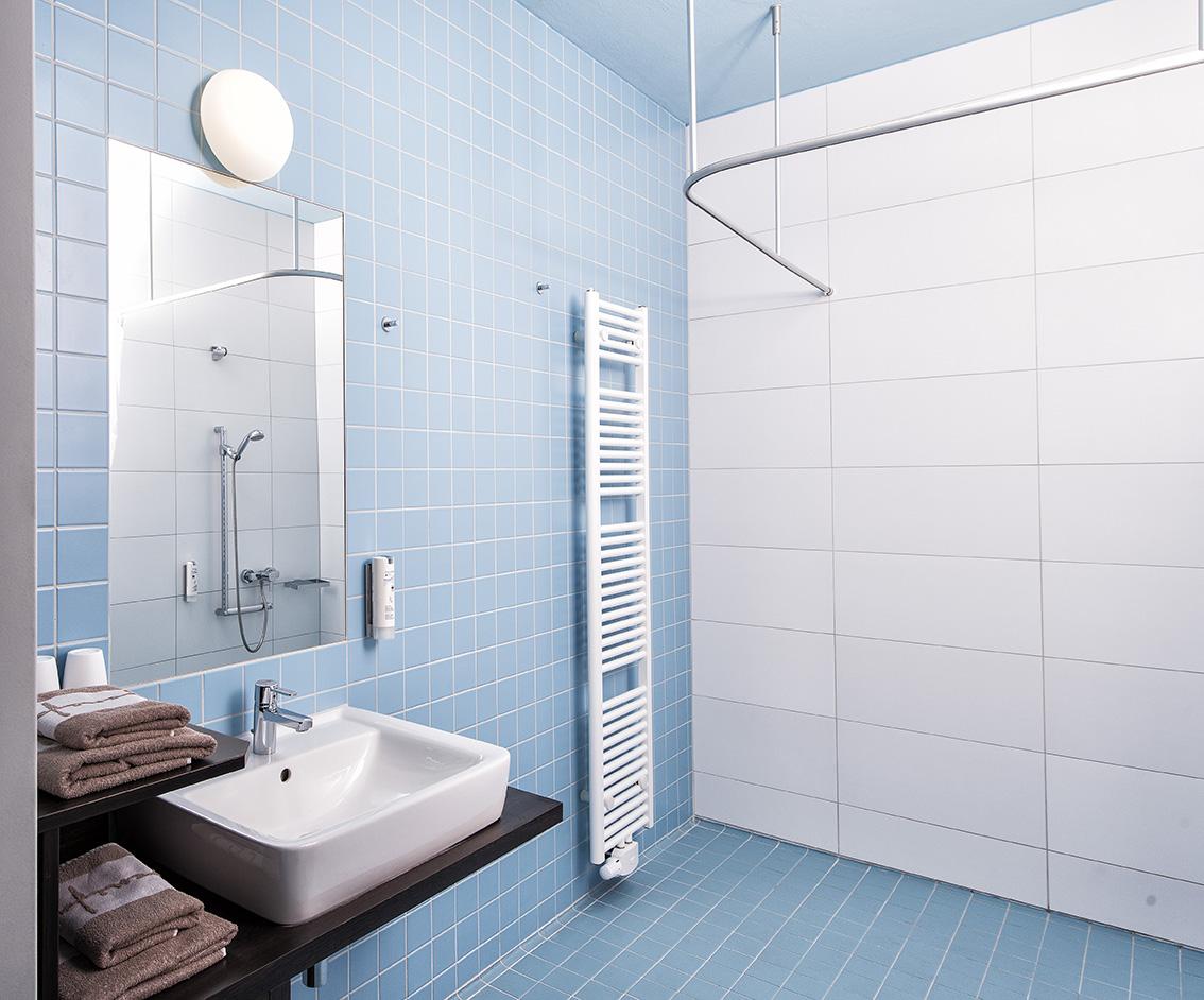 Bath room appartment